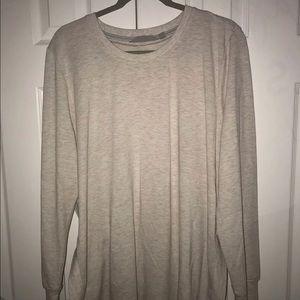 Women's Plus Long Sleeve Top